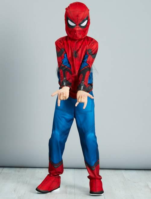 d guisement de 39 spider man 39 enfant bleu rouge kiabi 20 00. Black Bedroom Furniture Sets. Home Design Ideas