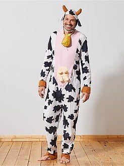 Homme Déguisement de vache