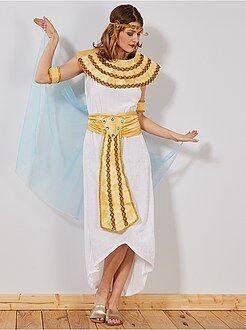 Femme - Déguisement d'égyptienne - Kiabi