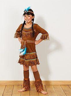 costume cowboy indien pour enfant kiabi. Black Bedroom Furniture Sets. Home Design Ideas