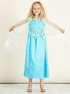 Déguisement enfant - Déguisement 'Elsa' de 'La Reine des neiges' - Kiabi