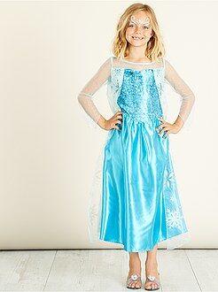 Déguisement 'Elsa' 'Reine des Neiges'