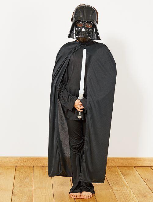 Déguisement guerrier des étoiles 'Star Wars'                             noir Enfant