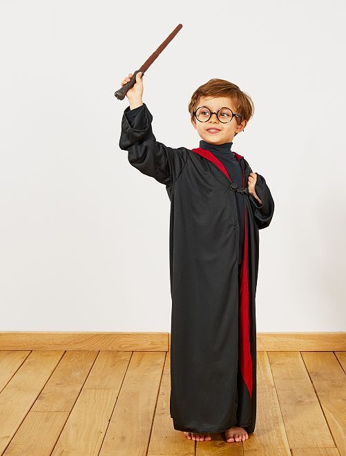 Deguisement 'Harry Potter'                             noir