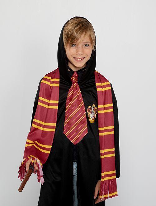 Déguisement 'Harry Potter'                             noir