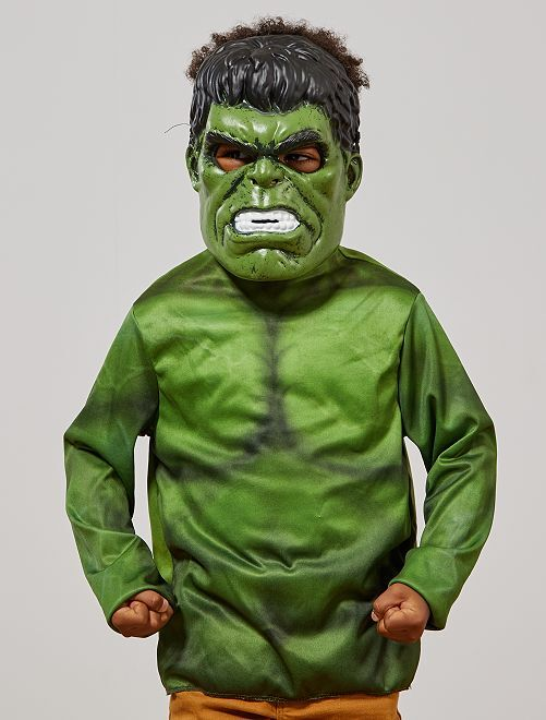 Déguisement 'Hulk'                             vert/noir
