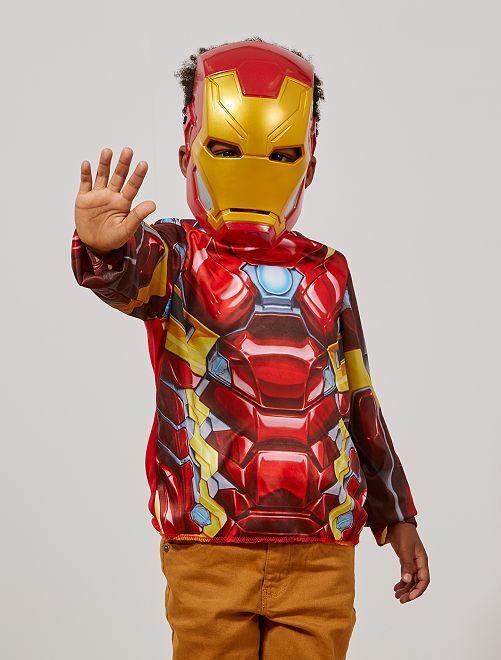 Déguisement 'Iron Man'                             rouge