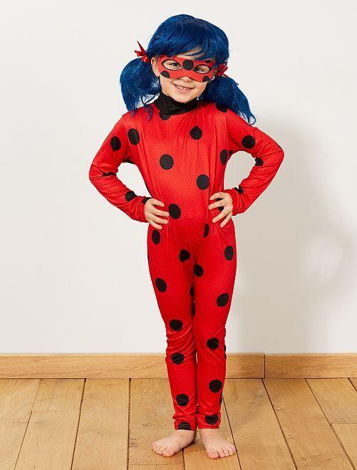d guisement 39 ladybug 39 enfant rouge noir kiabi 25 00. Black Bedroom Furniture Sets. Home Design Ideas