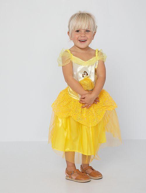 Déguisement robe 'Belle'                             jaune