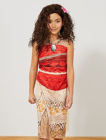 Déguisement robe de 'Vaiana'
