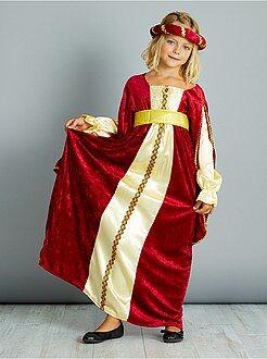 Enfant Déguisement robe médiévale