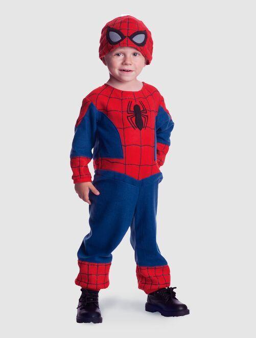 Déguisement 'Spider-Man'                             rouge/bleu