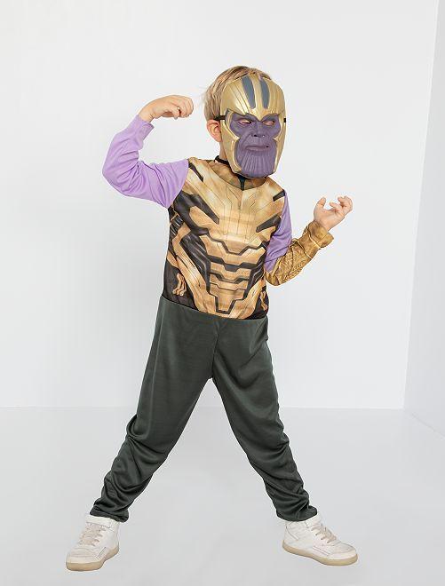 Déguisement 'Thanos' de la saga 'Avengers'                             noir