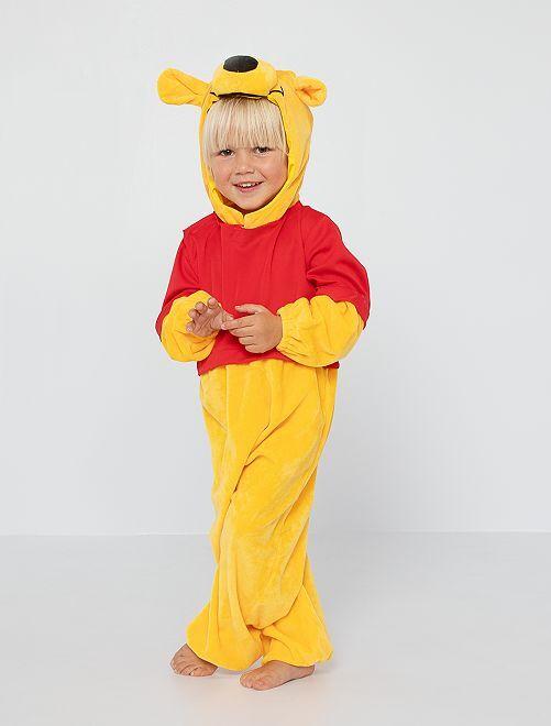 Déguisement 'Winnie l'Ourson'                             jaune/rouge
