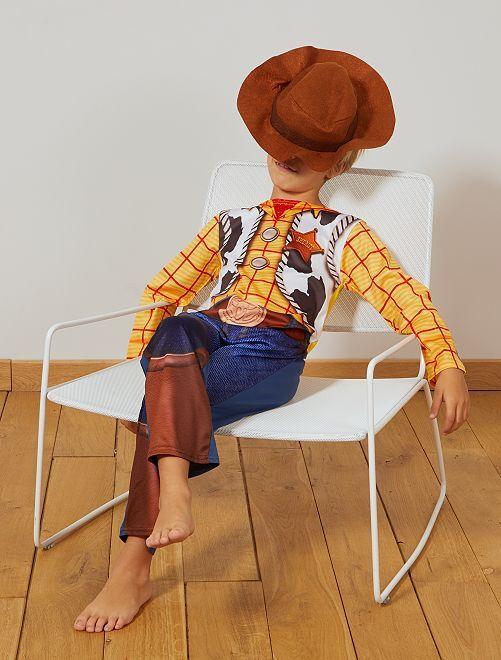 Déguisement 'Woody Toy Story'                             bleu/marron