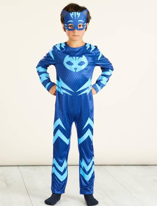 Déguisement 'Yoyo' des 'PJ Masks'                             bleu Enfant