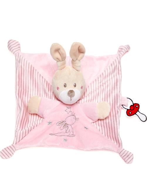 doudou-attache-tetine-bebe-fille-rose