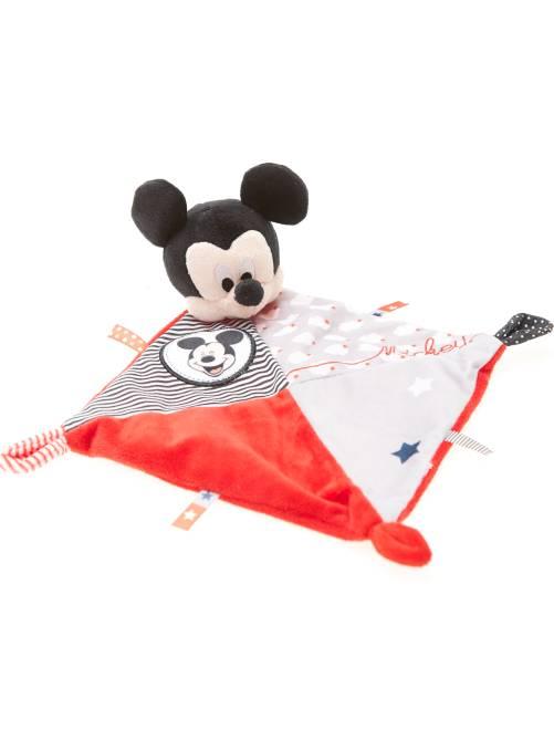 Doudou 'Disney' en velours                                         Mickey