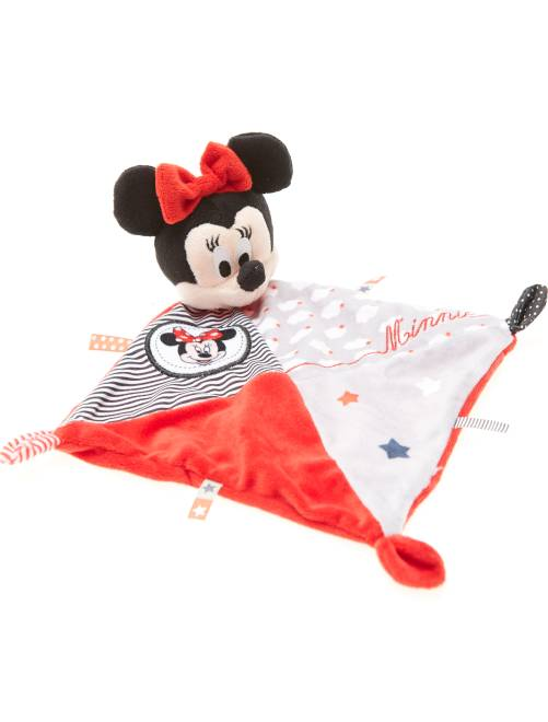 Doudou 'Disney' en velours                                         Minnie
