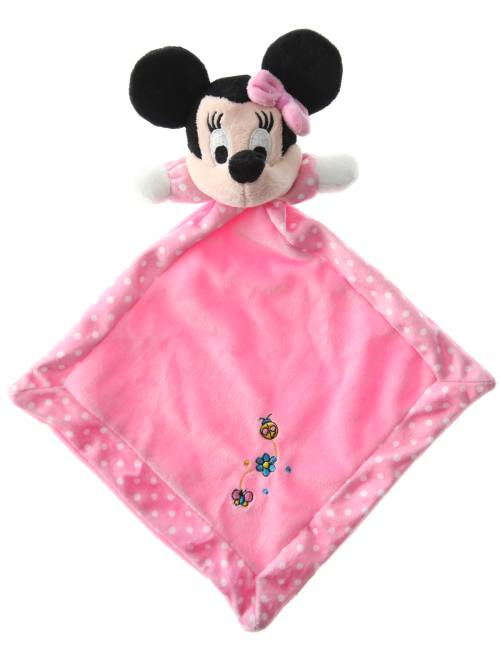 Doudou en velours 'Disney'                                         Minnie  Bébé fille