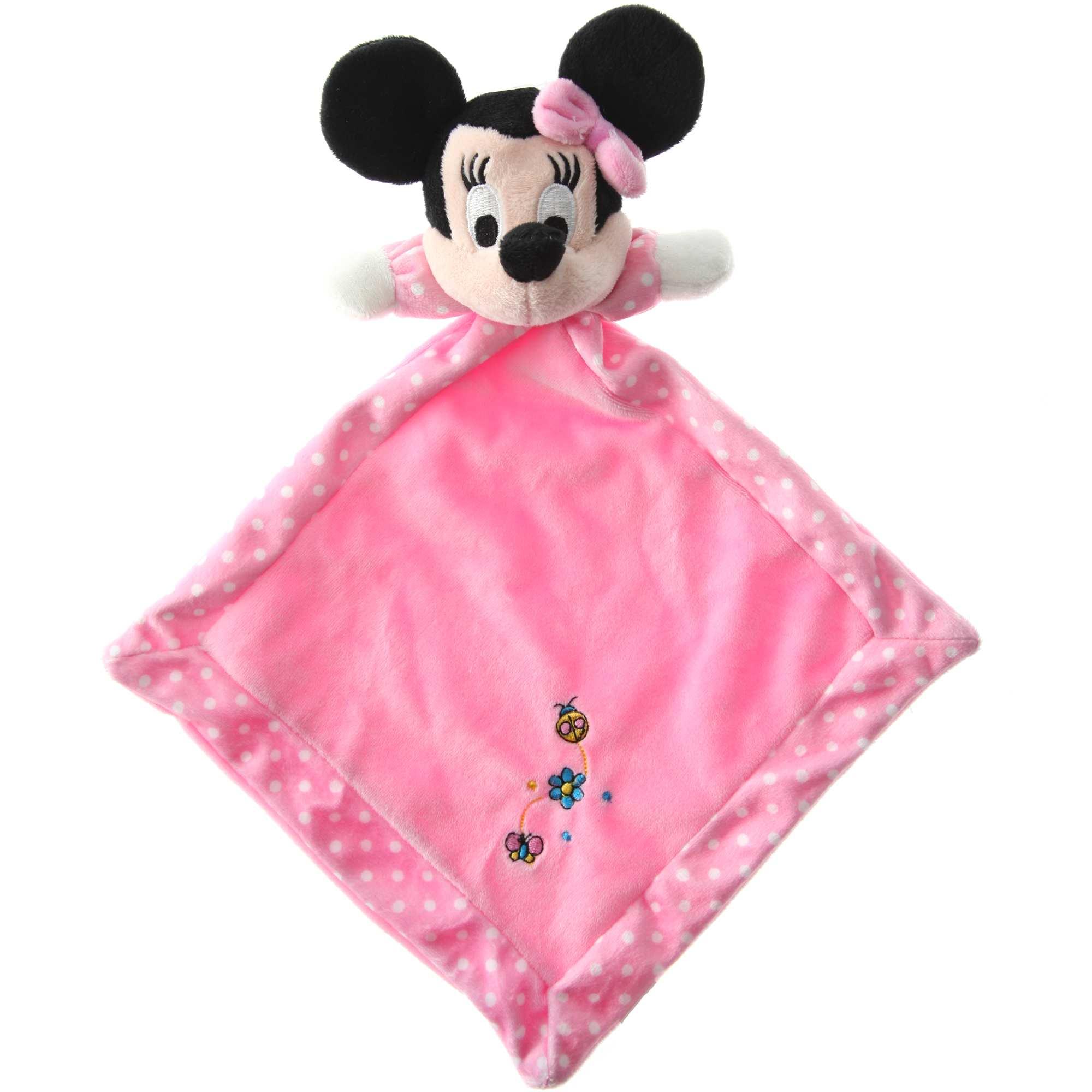 doudou bebe fille rose