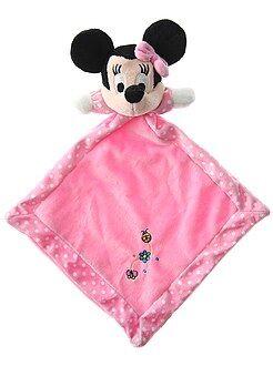 Fille 0-24 mois Doudou en velours 'Disney'