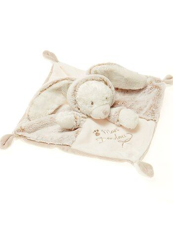 Doudou lapin ours