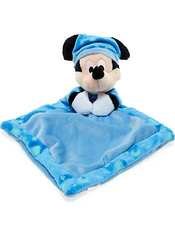 Doudou luminescent `Mickey Mouse`