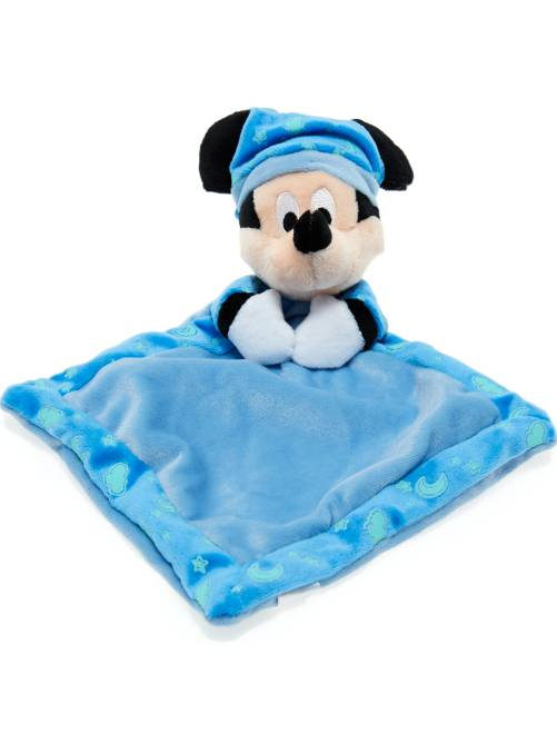 Doudou luminescent 'Mickey Mouse'                                                     bleu
