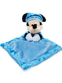 Peluche, doudou - Doudou luminescent 'Mickey Mouse'