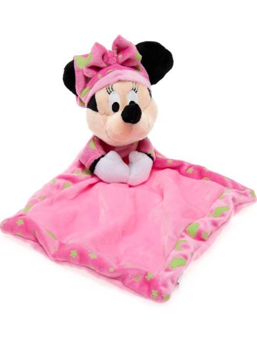doudou luminescent 39 minnie mouse 39 b b fille rose kiabi 8 00. Black Bedroom Furniture Sets. Home Design Ideas