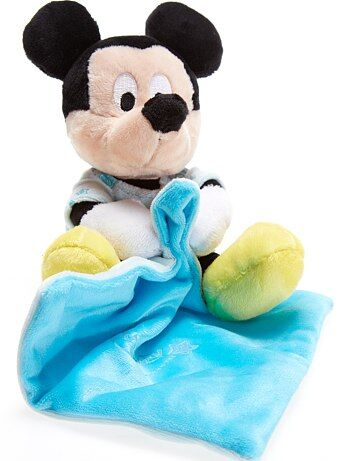 Doudou 'Mickey' phosphorescent - Kiabi