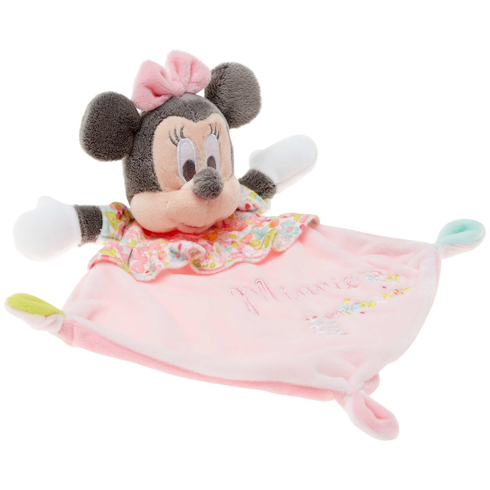 Doudou 39 minnie mouse 39 de 39 disney 39 b b fille rose kiabi 9 00 - Image minnie bebe ...