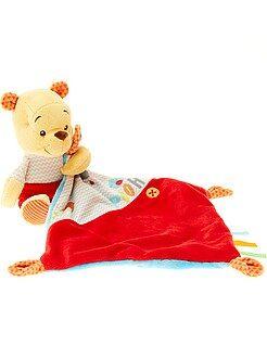 Peluche, doudou - Doudou 'Winnie l'ourson' - Kiabi