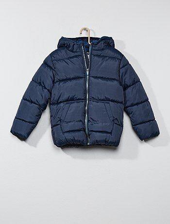Soldes manteau garçon, blouson enfant garçon Vêtements garçon   Kiabi 39e2a6109387
