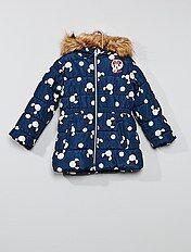 meilleures baskets 8e810 e8d3d Doudoune fille - achat de manteau d'hiver pour fille ...