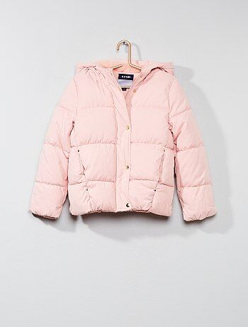 Manteau Veste Fille Vêtements Kiabi Rose fqfwxrP7B