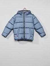 rechercher l'original nouvelle sélection brillance des couleurs Manteau garçon, blouson enfant garçon Vêtements garçon | Kiabi