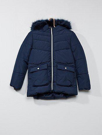 36b9e9cd25ba7 Doudoune fille - achat de manteau d hiver pour fille Vêtements fille ...
