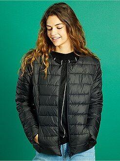 Manteau, veste taille xl - Doudoune light matelassée