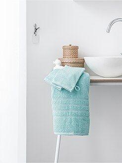 Serviettes de toilette - Drap de bain 70 x 130 cm 500gr