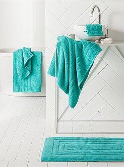 Serviettes de toilette - Drap de bain 70 x 130 cm 500gr - Kiabi