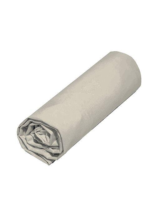 Drap housse en micro-fibres                                                                                                                                         beige