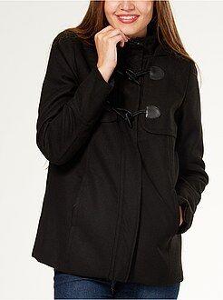 Femme du 34 au 52 Duffle coat à capuche