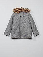 sports shoes authorized site new products Duffle coat enfant | Kiabi | La mode à petits prix