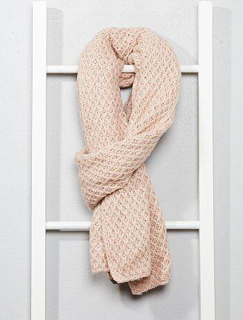 55cdf3a9511 Écharpe en tricot - Kiabi
