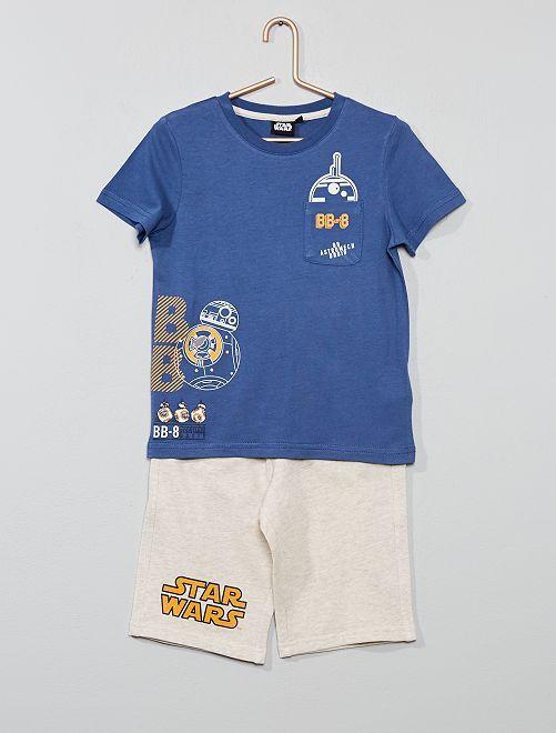 Ensemble 'BB-8' 'Star Wars'                             bleu Garçon