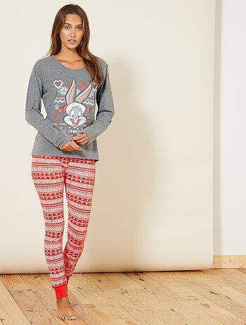 Ensemble de pyjama 'Bugs Bunny' - Kiabi