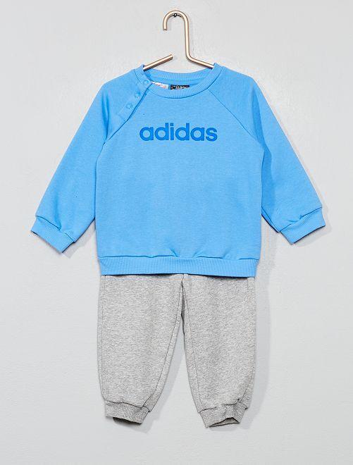 Ensemble jogging 'adidas'                             bleu Bébé garçon