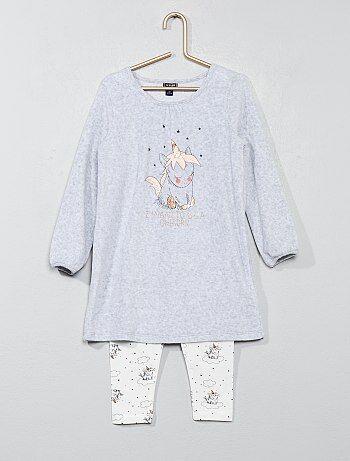 Pyjama Licorne Kiabi La Mode A Petits Prix